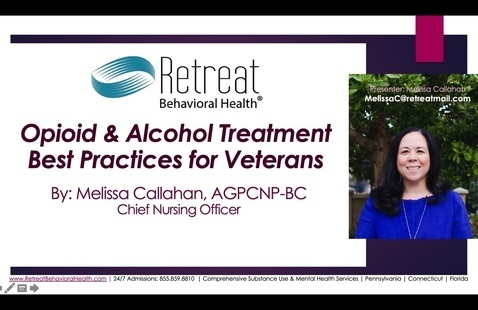 VA Healthcare Summit 2020 - Opioid & Alcohol Treatment Best Practices for Veterans