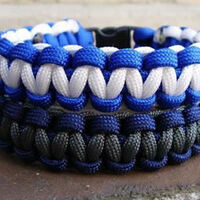 Get Crafty Together: Paracord Bracelets