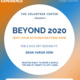 Beyond 2020: Why Your Activitism Matters Now