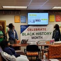 DICE Lunch and Learn - Black History Trivia