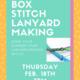 Box Stitch Making