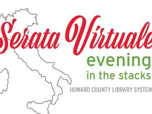 Serata Virtuale | Evening in the Stacks