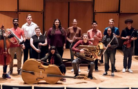 Chamber Ensembles Concert