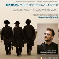 Shtisel: Meet the Creator