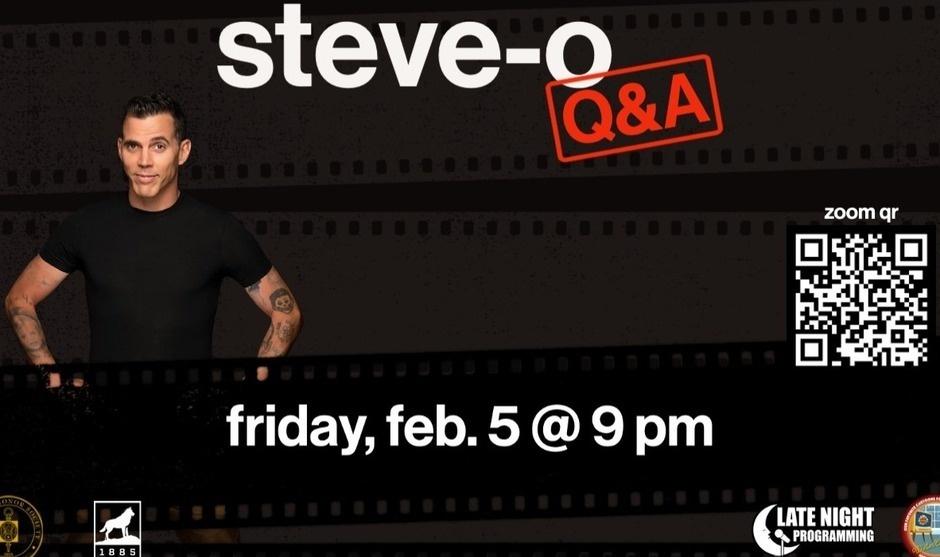 Steve-O Q&A