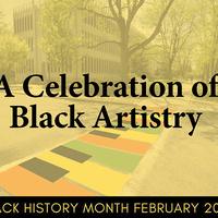 Oberlin Conservatory Black History Month logo