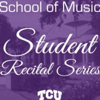 Student Recital Series: Nicole Cowan, flute.  Maxim Kudaev, piano.