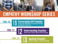 Empathy Workshop Series: Understanding Empathy