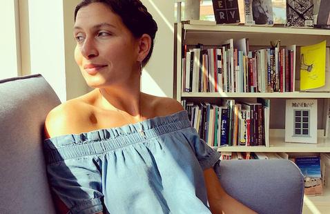 Poetry & Practice Spring Reading Series - Danielle Vogel, Wesleyan University
