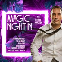 Magic Night in with Daniel Martin