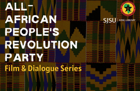 All-African People's Revolution Film & Dialogue Series