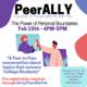 PeerAlly: The Power of Personal Boundaries