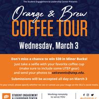 Orange & Brew Coffee Tour