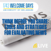 Think Before You Share: Tools and Strategies for Evaluating News