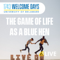The Game of Life as a Blue Hen