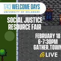 Social Justice Resource Fair