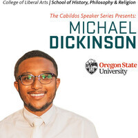 Cabildos Speaker Series: Michael Dickinson: The Same Manner as Africa: West African Cultural Survival in the Early Black Atlantic