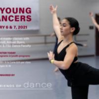 School of Dance Workshop for Young Dancers
