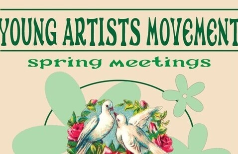 Young Artist's Movement General Meeting