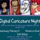 Digital Caricature Night