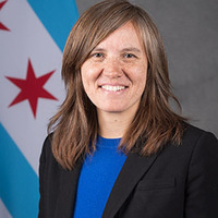 Gia Biagi, Commissioner of the Department of Transportation for the City of Chicago