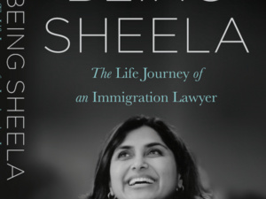 "Women United's Book Club - ""Being Sheela: The Life Journey of an Immigration Lawyer"""