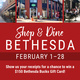 Shop & Dine Bethesda Contest