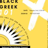 Black Greek