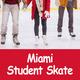Students Skating