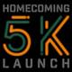 Homecoming 5K Launch