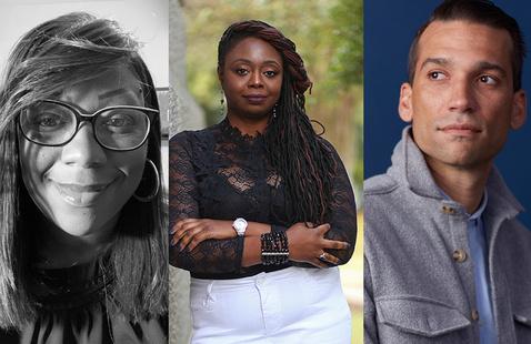 KaleidoLA Guest Artist Speaker Series: Tasheka Arceneaux-Sutton, Aldrena Hicks Corder, Cameron Ewing