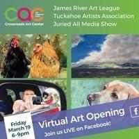 March 2021 Virtual Art Opening