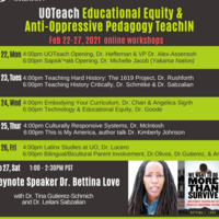 UOTeach-In on Educational Equity & Anti-Oppressive Pedagogies