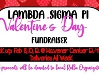 Valentine's Day Box Fundraiser Pick-up