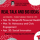 Real Talk and Big Ideas: Advocacy and Civic Engagement