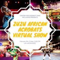 Zuzu African Acrobatics