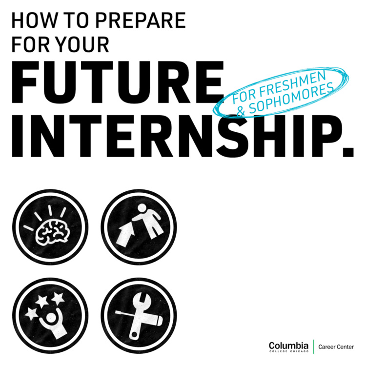 Involvement Week: How to Prepare for your Future Internship (For Freshmen & Sophomores)