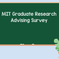 Take the GSC's Graduate Research Advising Survey...open NOW