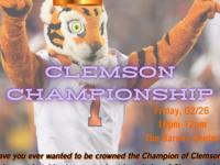 U-NITES! Clemson Championship
