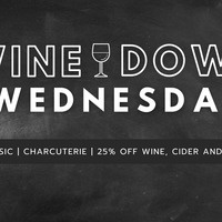 Wine Down Wednesday with Aaron Vidal