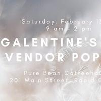 Galtentine's Day Pop Up