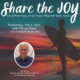 "Share the JOY: ""The JOYful Voice of the Wave: What Surfers Know"""