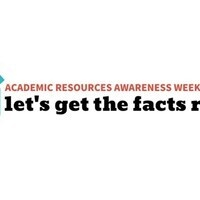 Academic Resources Awareness Week