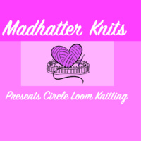Teaching Circle Loom Knitting