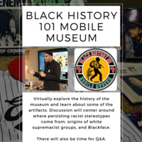 Black History 101 Mobile Museum