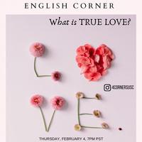 English Corner for International Student