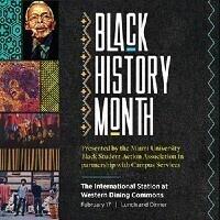 Black History Month Celebration of Soul Food