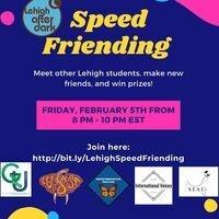 Speed Friending | Lehigh After Dark