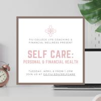 Self-Care: Personal & Financial Health