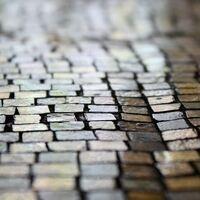 black/brown bricks